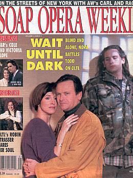 Soap Opera Weekly January 4, 1994