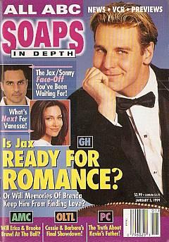 ABC Soaps In Depth Jan. 5, 1999