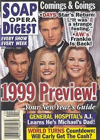 Soap Opera Digest - January 5, 1999