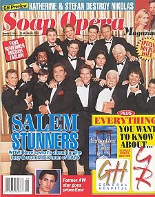 Soap Opera Magazine Jan. 5, 1999