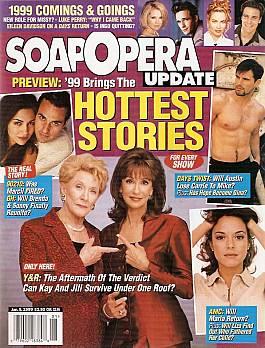 Soap Opera Update January 5, 1999