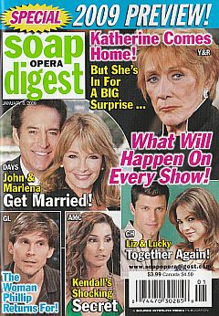 Soap Opera Digest January 6, 2009