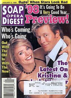 Soap Opera Digest - January 6, 1998