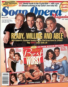 Soap Opera Magazine January 6, 1998