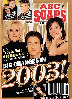 ABC Soaps In Depth January 7, 2003