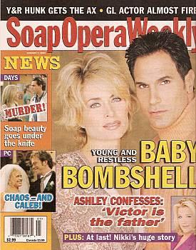 Soap Opera Weekly January 7, 2003