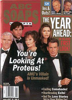 ABC Soaps In Depth January 8, 2002