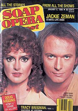 January 8, 1980 issue of Soap Opera Digest