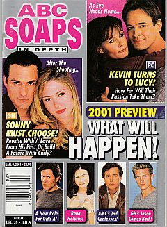 ABC Soaps In Depth January 9, 2001