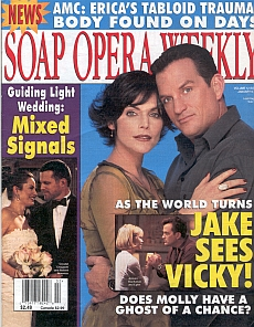 Soap Opera Weekly January 9, 2001