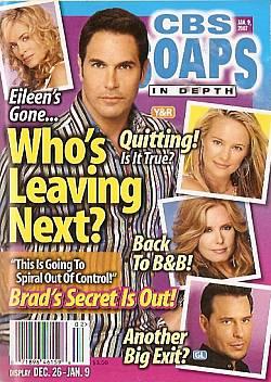 CBS Soaps In Depth January 9, 2007