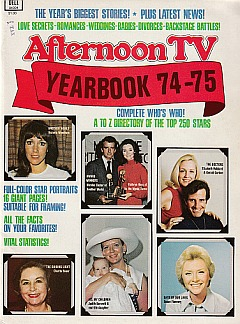 1974 Afternoon TV Yearbook
