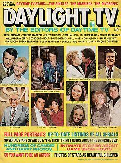 1974 Daylight TV Premiere Issue