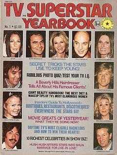 1975 TV Superstar Yearbook