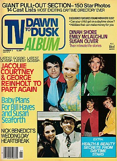 1976 TV Dawn To Dusk Album