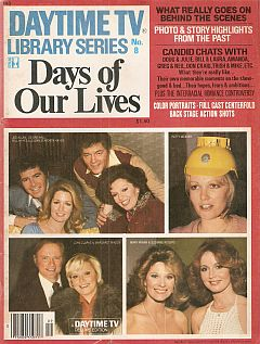 Daytime TV Libray Series No. 8 featuring Days Of Our Lives