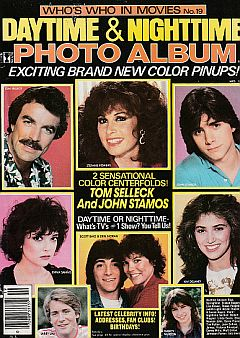 1982 Who's Who In Movies Daytime & Nighttime Photo Album