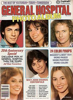 1982 General Hospital Photo Album