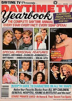 Daytime TV Yearbook 1983