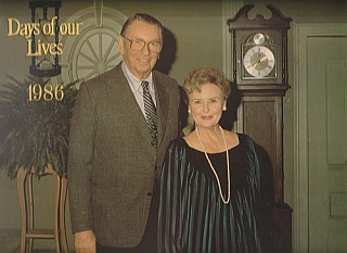 1986 Days Of Our Lives Calendar