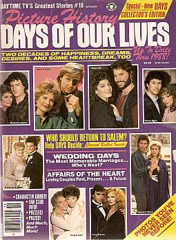1988 Days Of Our Lives Picture History