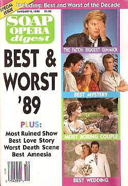 January 9, 1990 Soap Opera Digest