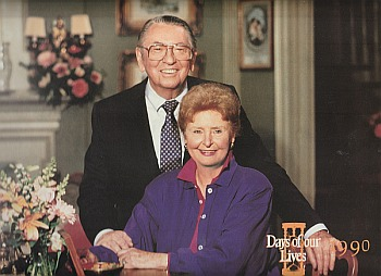 1990 Days Of Our Lives Calendar