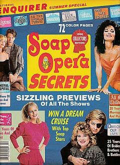 1990 Soap Opera Secrets