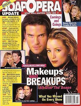 Soap Opera Update January 9, 1996