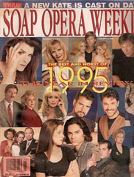 Soap Opera Weekly January 9, 1996