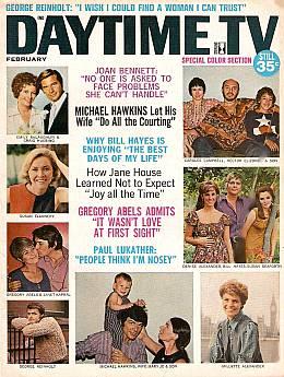 Daytime TV - February 1971