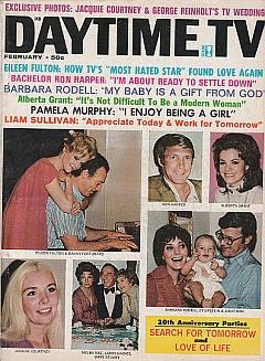 Daytime TV - February 1972