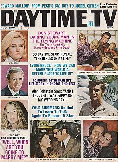 Daytime TV - February 1973