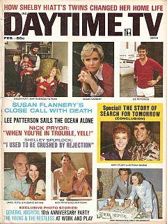 Daytime TV - February 1974