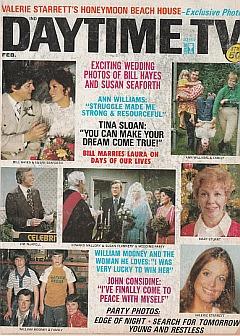 Daytime TV - February 1975