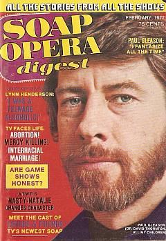 Soap Opera Digest February 1977