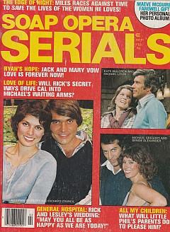 Soap Opera Serials February 1978