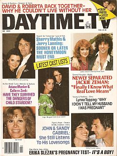 Daytime TV - February 1980