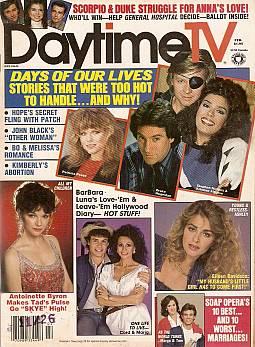 Daytime TV - February 1987