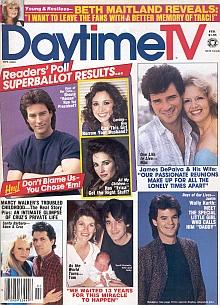 Daytime TV - February 1988