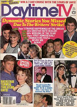 Daytime TV - February 1989