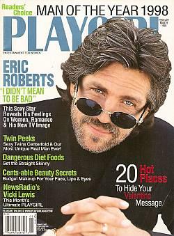 Playgirl Magazine Feb/March 1998
