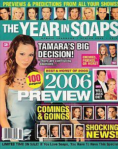 2006 Soap Opera Update Yearbook