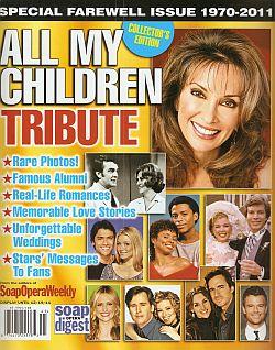 All My Children Tribute 2011
