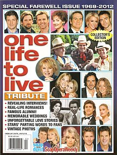 2012 One Life To Live Tribute