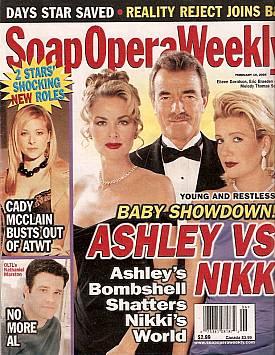 Soap Opera Weekly February 10, 2004