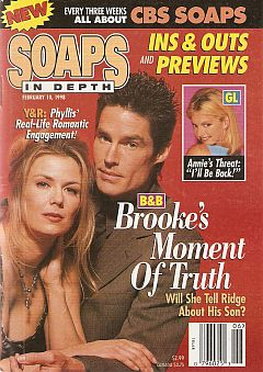 CBS Soaps In Depth - February 10, 1998