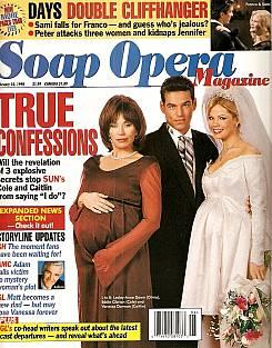 Soap Opera Magazine February 10, 1998