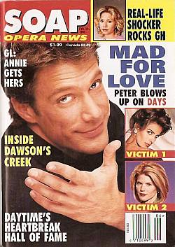 Soap Opera News February 10, 1998