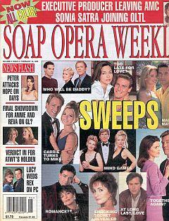 Soap Opera Weekly February 10, 1998